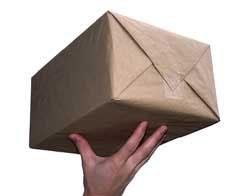 Verpakken van uw zending