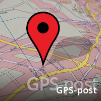 gps-tracking op uw brievenbuspost of pakket