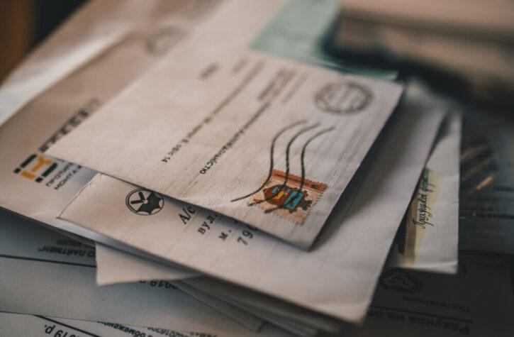 Mail aangetekend