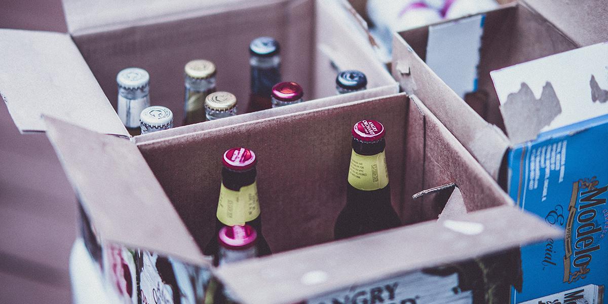 alcohol-verzenden