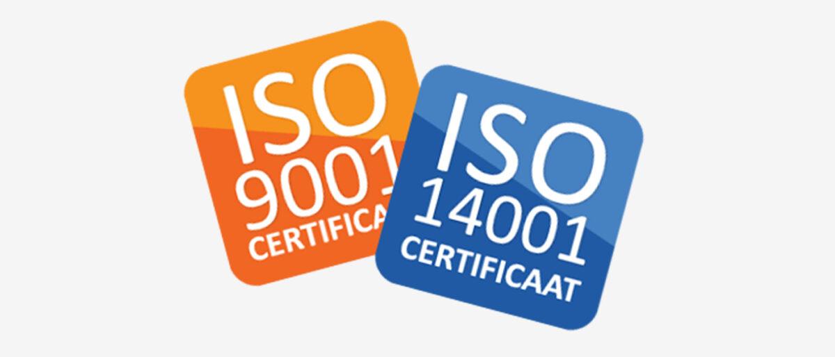 ISO certificaat JBM