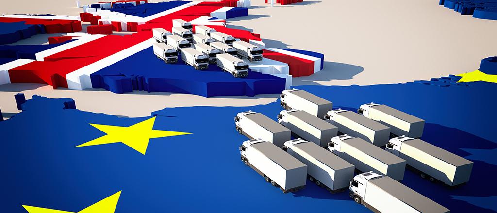 Geen export van zendingen naar Verenigd Koninkrijk mogelijk